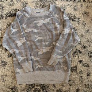 Aerie Camo Sweatshirt